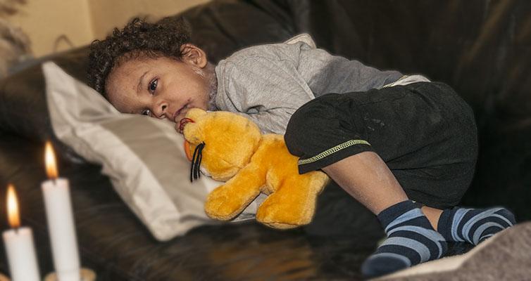 Sanktion som følge af pasning af egne børn efter 2. sygedag er ikke lovlig.