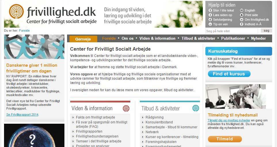 Frivillighed.dk