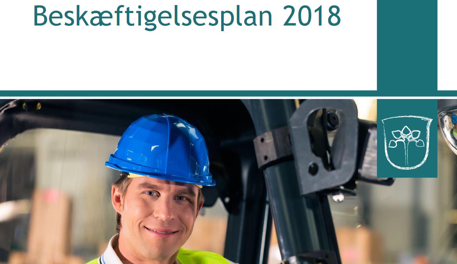 Beskæftigelsesplan 2018
