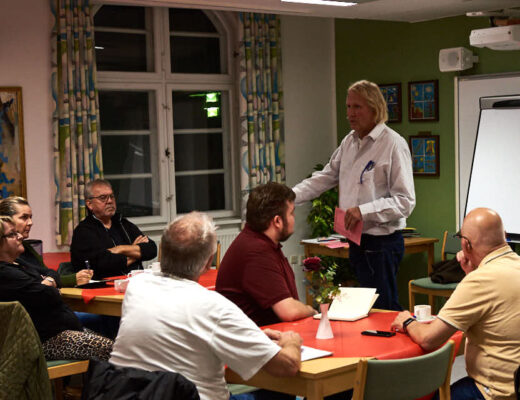 HovsaHolbæk borgermøde om Holbæk Jobcenter