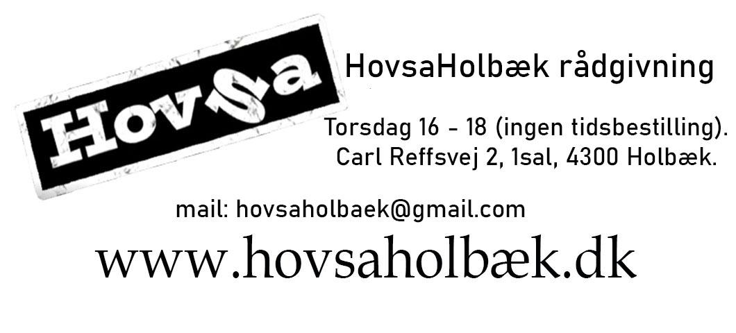HovsaHolbæk Åben rådgivning